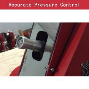 Accurate pressure control (2)