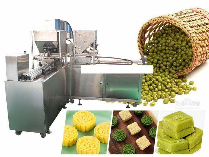 Automatic Mung Bean Cake Making Machine