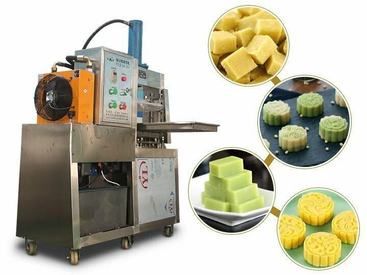Manual Mung Bean Cake forming Machine