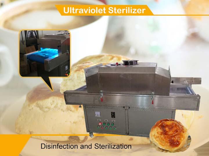 Ultraviolet sterilizer