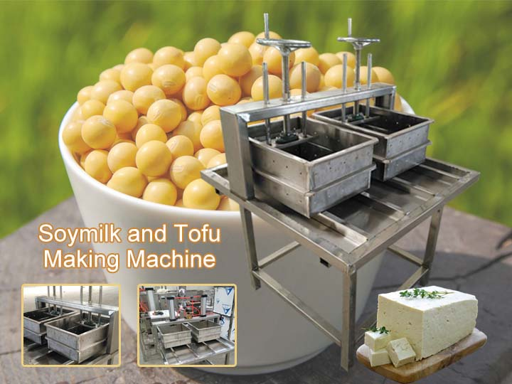 double box of tofu maker