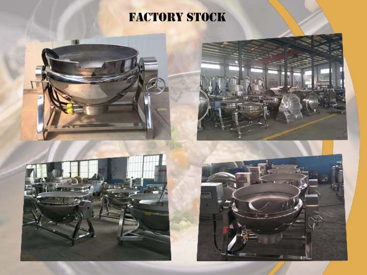 factory stock