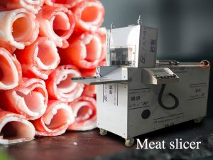 meat slicer