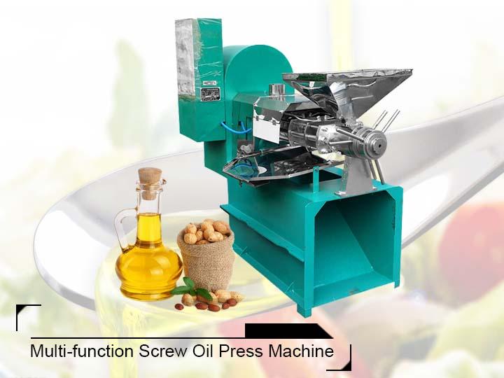 oil press machine 2