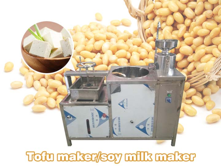 single box tofu maker