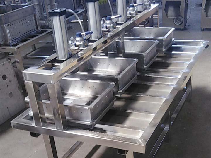 stock soymilk machine