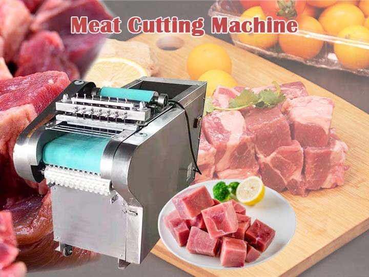 chicken cutting machine