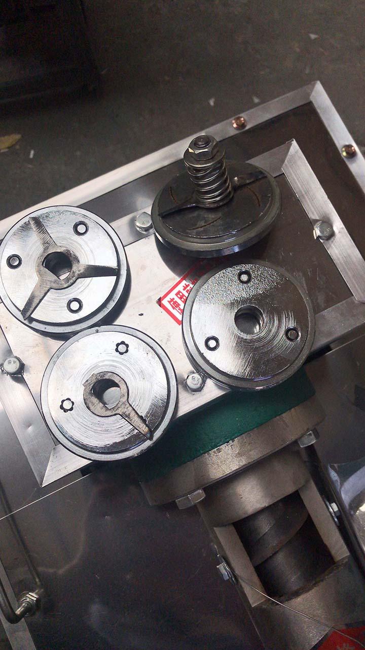 detail part of this machine