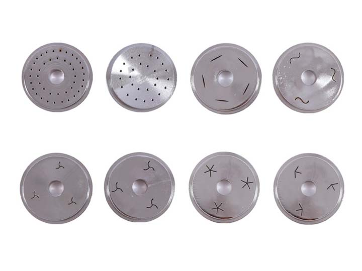 different types of molds
