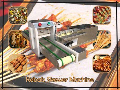 kebab skewer machine