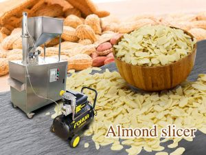 main picture of almond slicer