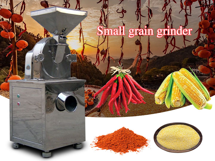 main picture of small grain mill