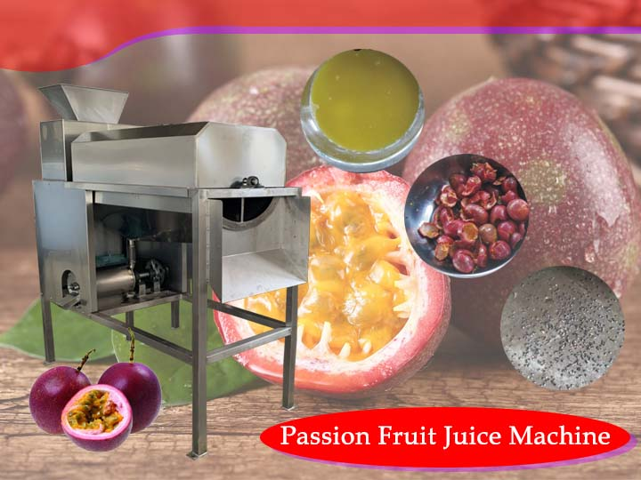 passion fruit extractor