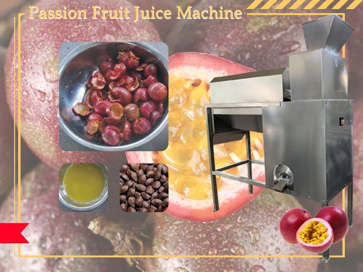 passion fruit juicer