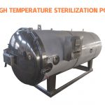 high-temperature sterilization tank