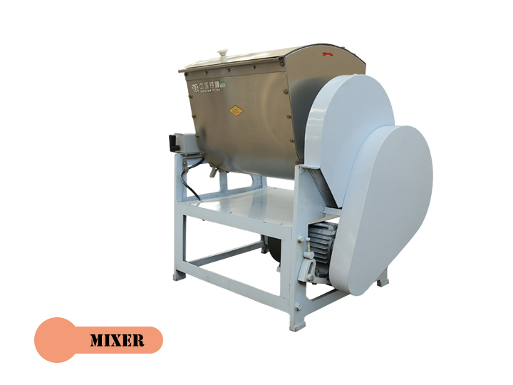 1. mixer of biscuit production line
