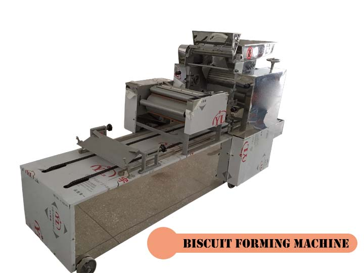 2. biscuit forming machine