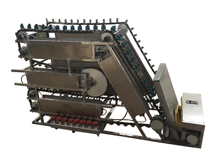 barbecue making machine (2)