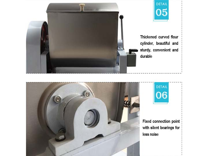 feature of dough maker