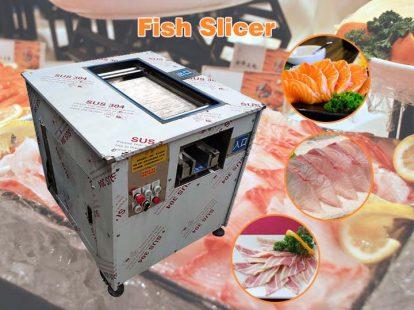 fish meat slicer