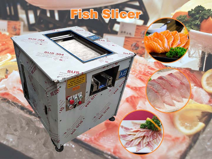 fish meat slicer