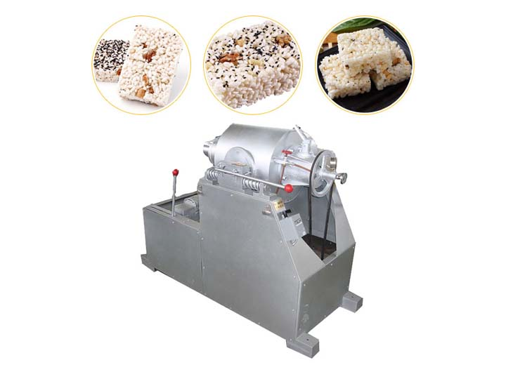 grain puffing machine1