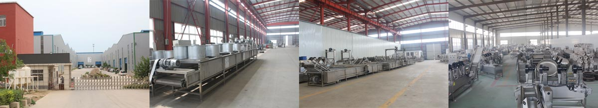 our factory and stock