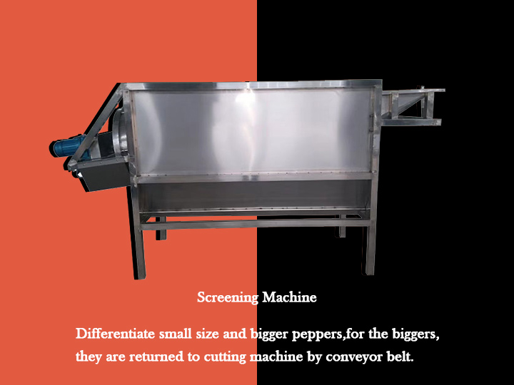 screening machine