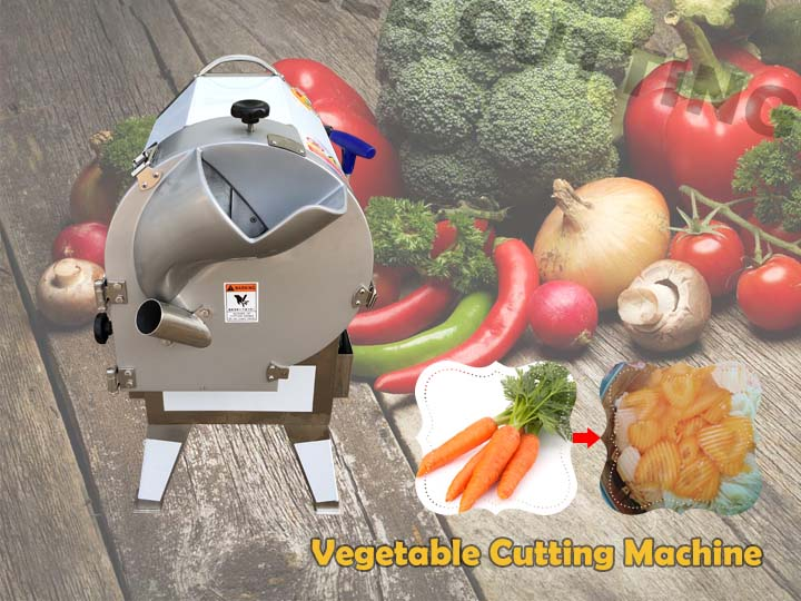 single-head vegetable cutter