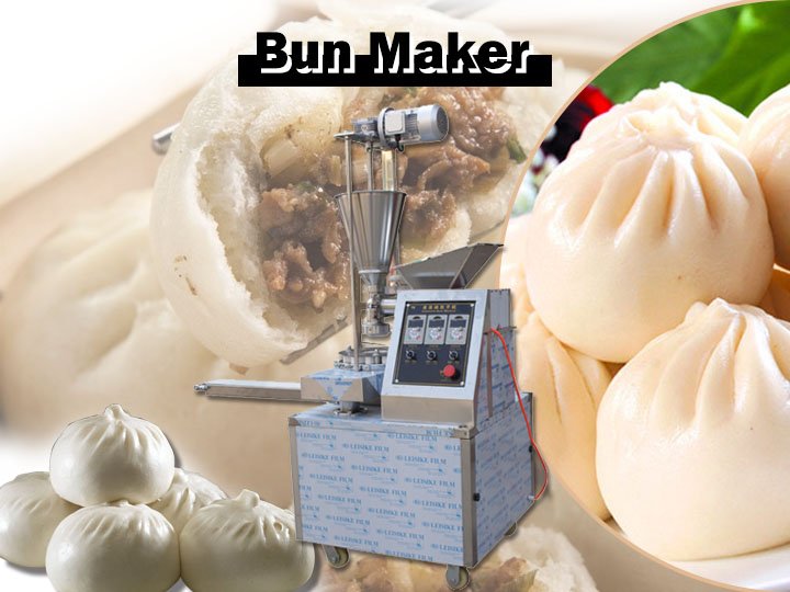 bun making machine