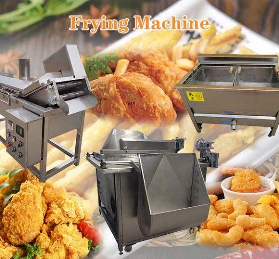 frying machines