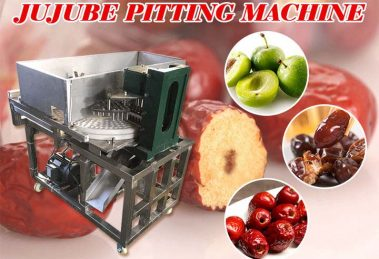 jujube pitting machine