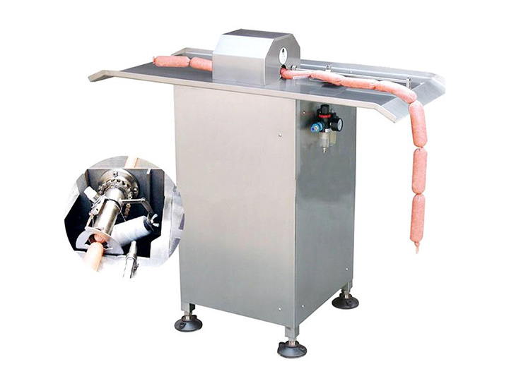 sausage knotting machine