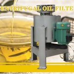 the centrifugal oil fliter