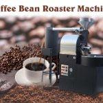 coffee bean roasting machine