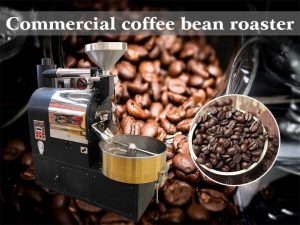 commercial coffee bean roaster