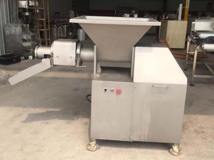 meat and bone separating machine