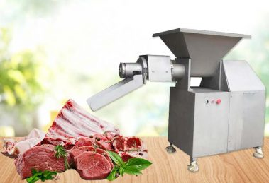 poultry meat and bone separator