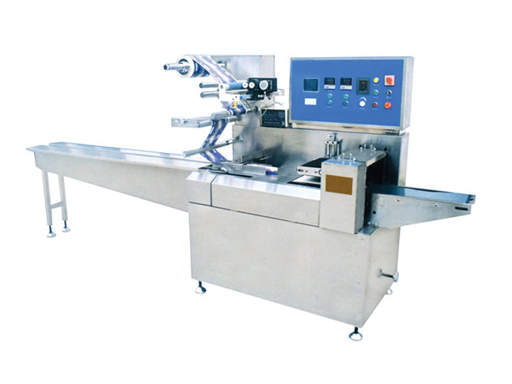 different types of packaging machine