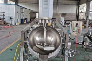 steam jacketed kettle for sale