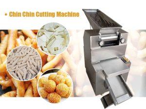 Chin Chin cutting machine